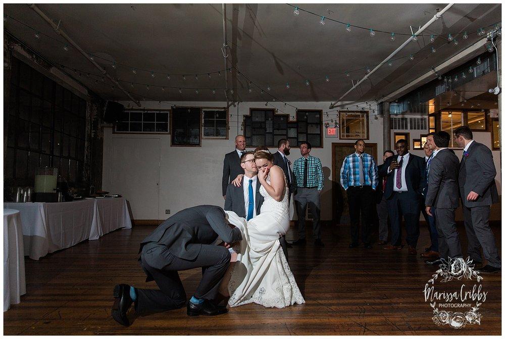 Bride & The Bauer Wedding | Hannah & Jeff | KC Wedding Photographers | Rainy Wedding Photos KC | Marissa Cribbs Photography_1140.jpg