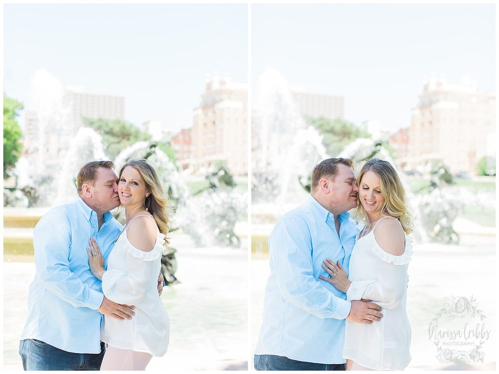 Kristen and Scott | Kansas City Plaza and Loose Park Engagement Photography | Marissa Cribbs Photography_1144.jpg