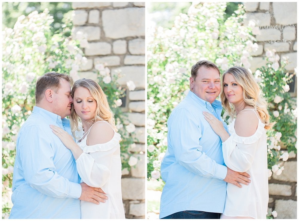 Kristen and Scott | Kansas City Plaza and Loose Park Engagement Photography | Marissa Cribbs Photography_1146.jpg