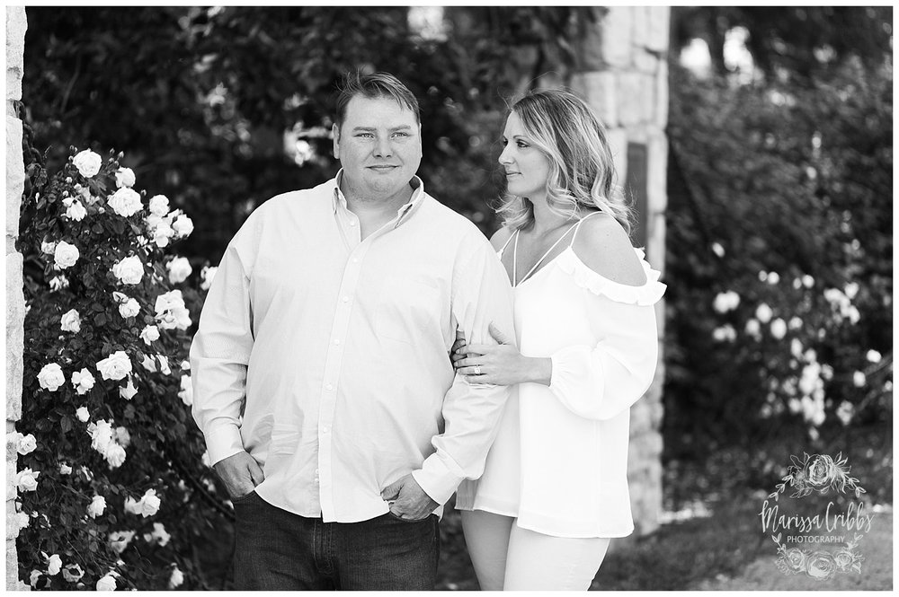 Kristen and Scott | Kansas City Plaza and Loose Park Engagement Photography | Marissa Cribbs Photography_1149.jpg