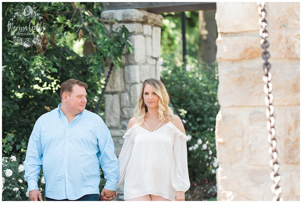 Kristen and Scott | Kansas City Plaza and Loose Park Engagement Photography | Marissa Cribbs Photography_1151.jpg