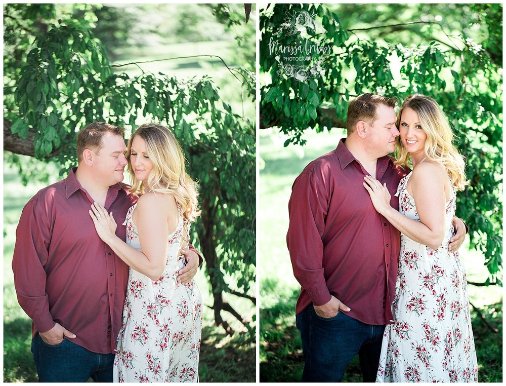 Kristen and Scott | Kansas City Plaza and Loose Park Engagement Photography | Marissa Cribbs Photography_1156.jpg