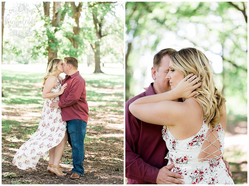Kristen and Scott | Kansas City Plaza and Loose Park Engagement Photography | Marissa Cribbs Photography_1161.jpg