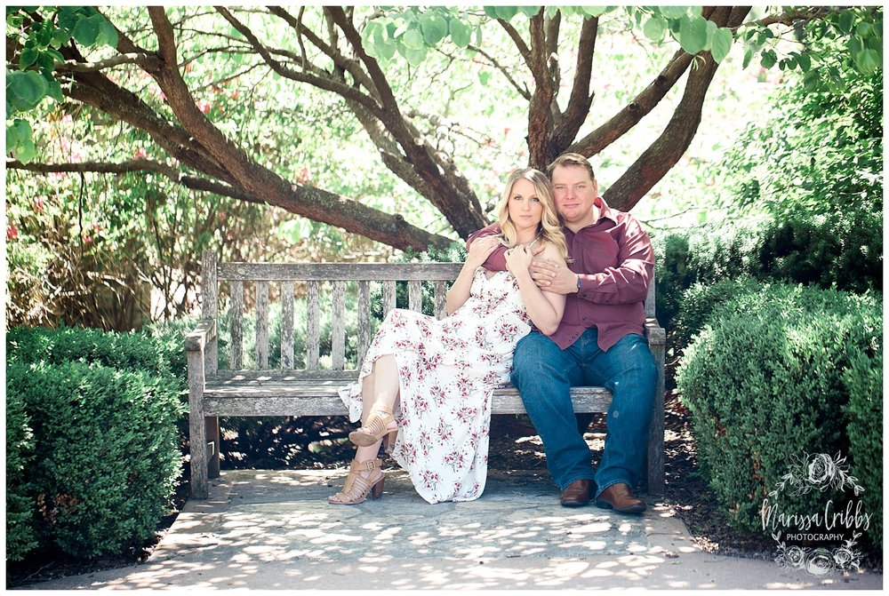 Kristen and Scott | Kansas City Plaza and Loose Park Engagement Photography | Marissa Cribbs Photography_1166.jpg