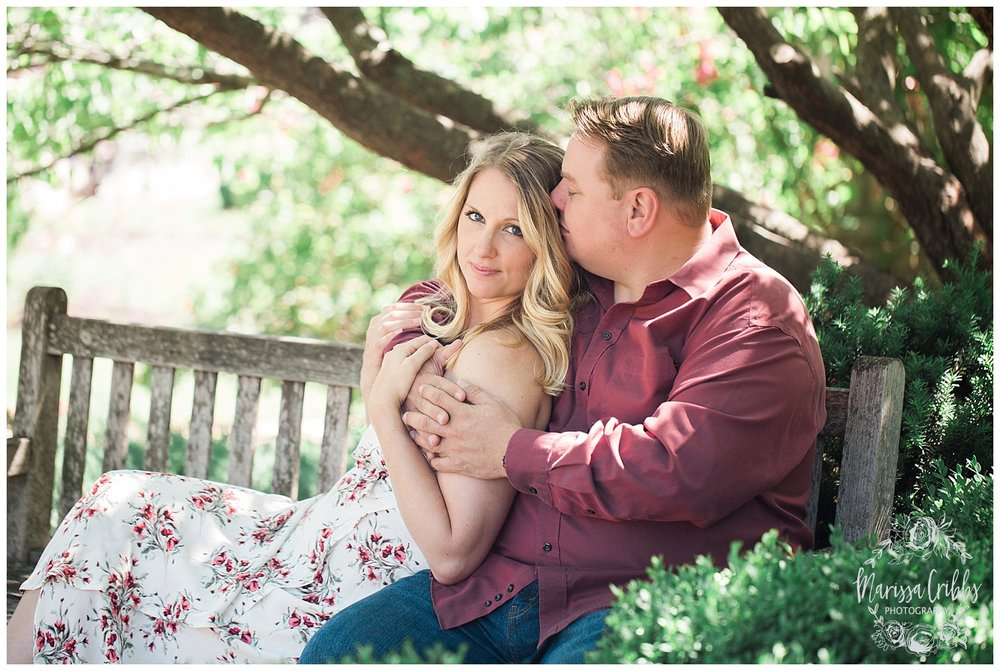 Kristen and Scott | Kansas City Plaza and Loose Park Engagement Photography | Marissa Cribbs Photography_1169.jpg