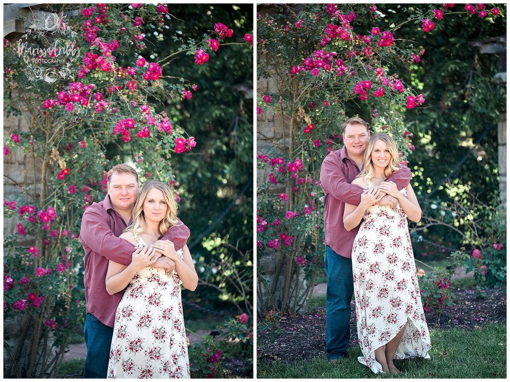 Kristen and Scott | Kansas City Plaza and Loose Park Engagement Photography | Marissa Cribbs Photography_1171.jpg