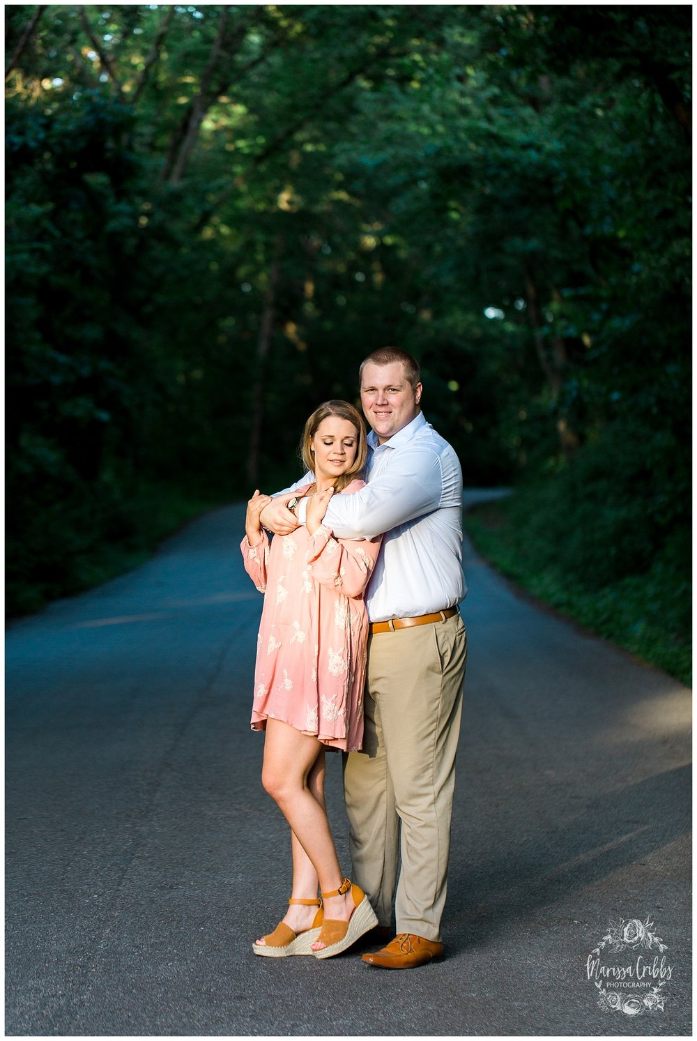 Morgan & Ryan Engaged | Lake Quivira Engagement Photography | Marissa Cribbs Photography_1544.jpg
