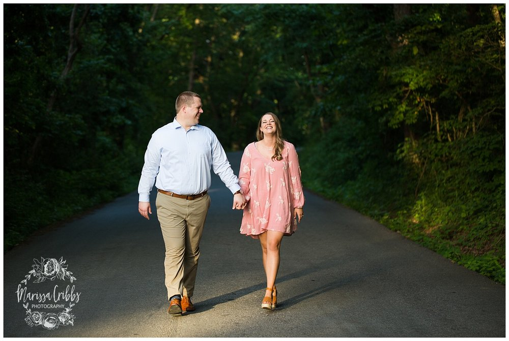 Morgan & Ryan Engaged | Lake Quivira Engagement Photography | Marissa Cribbs Photography_1547.jpg