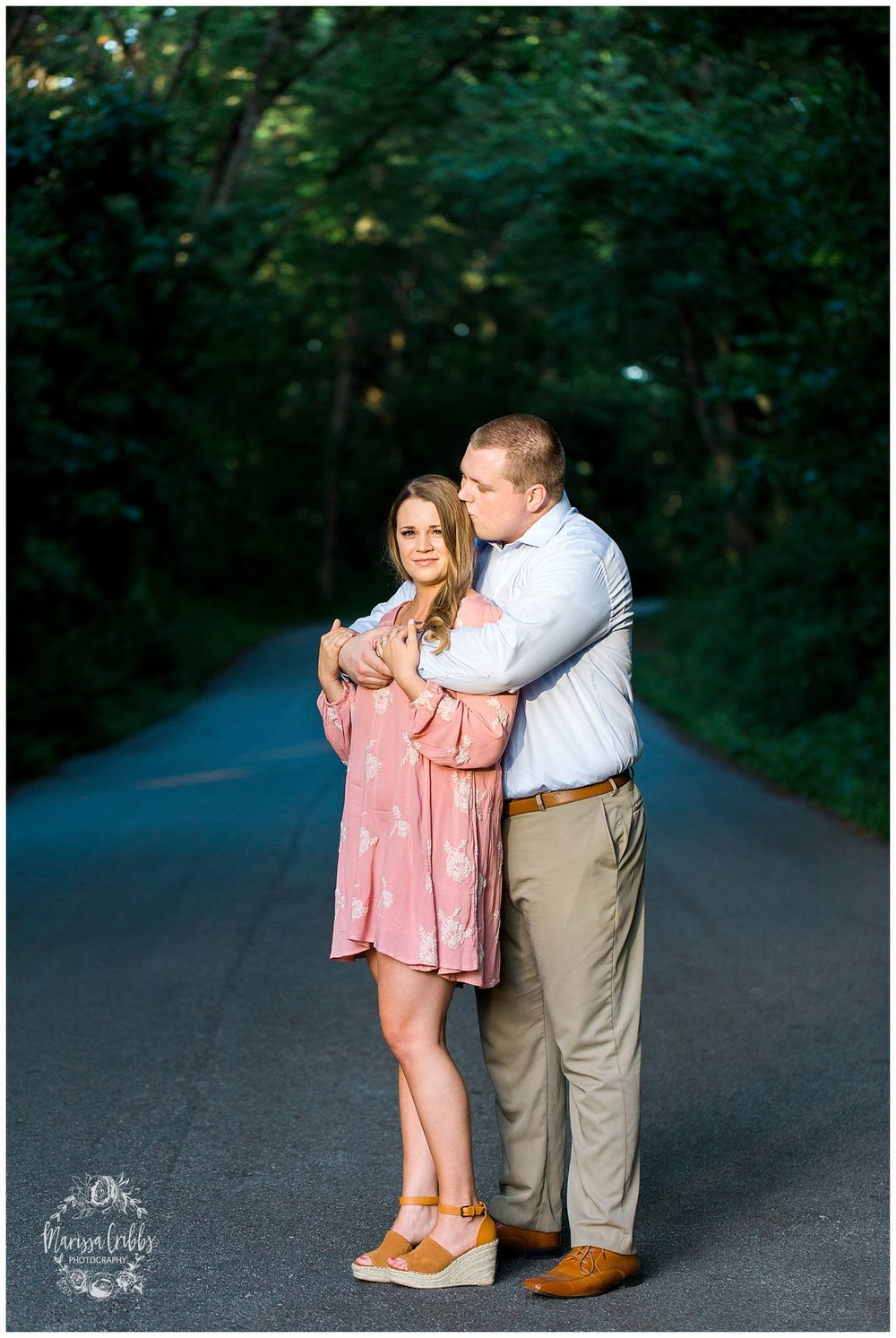Morgan & Ryan Engaged | Lake Quivira Engagement Photography | Marissa Cribbs Photography_1546.jpg