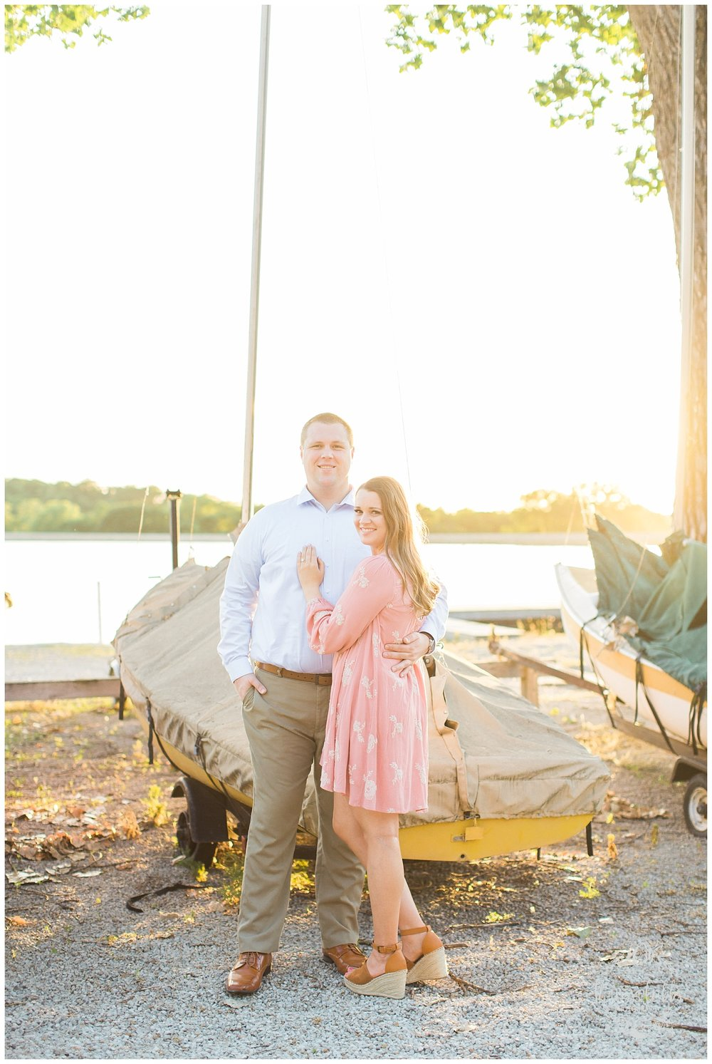 Morgan & Ryan Engaged | Lake Quivira Engagement Photography | Marissa Cribbs Photography_1556.jpg