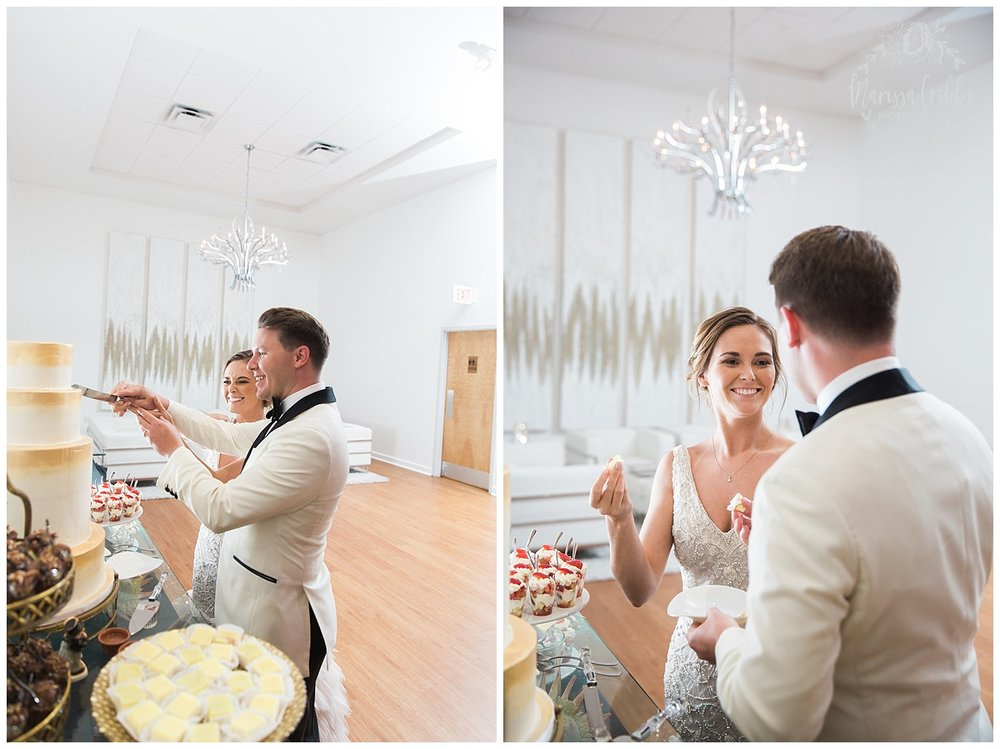 Haley & Steven Reception | The Gallery Event Space | Marissa Cribbs Photography | KC Wedding Photographers_1612.jpg