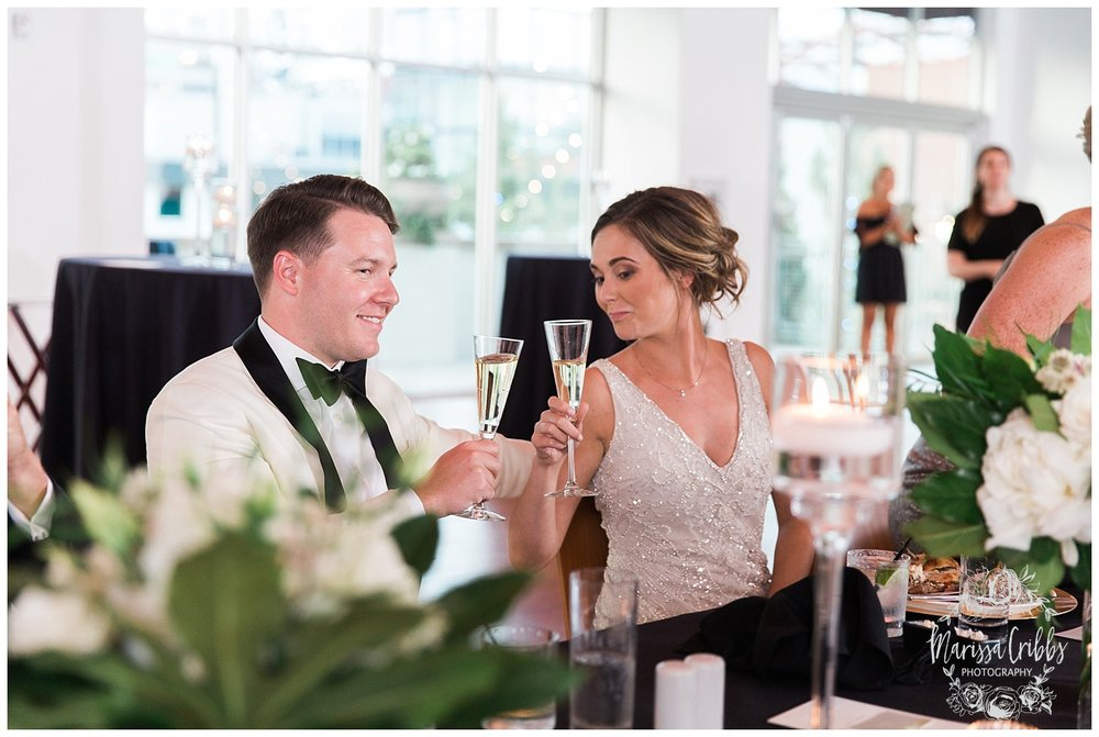 Haley & Steven Reception | The Gallery Event Space | Marissa Cribbs Photography | KC Wedding Photographers_1626.jpg