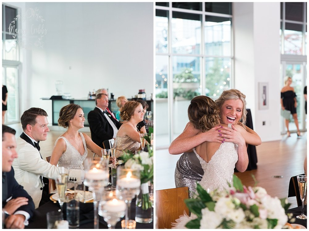 Haley & Steven Reception | The Gallery Event Space | Marissa Cribbs Photography | KC Wedding Photographers_1628.jpg