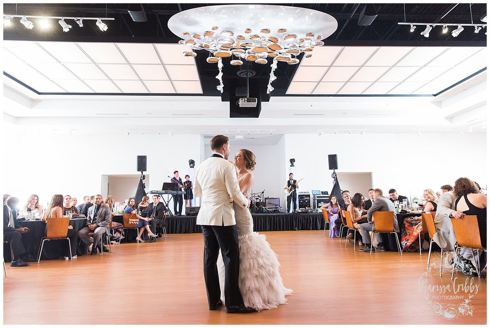 Haley & Steven Reception | The Gallery Event Space | Marissa Cribbs Photography | KC Wedding Photographers_1633.jpg