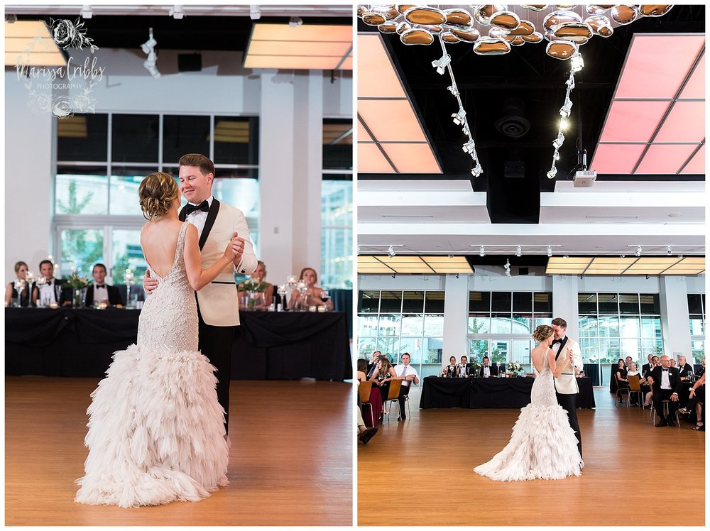 Haley & Steven Reception | The Gallery Event Space | Marissa Cribbs Photography | KC Wedding Photographers_1634.jpg