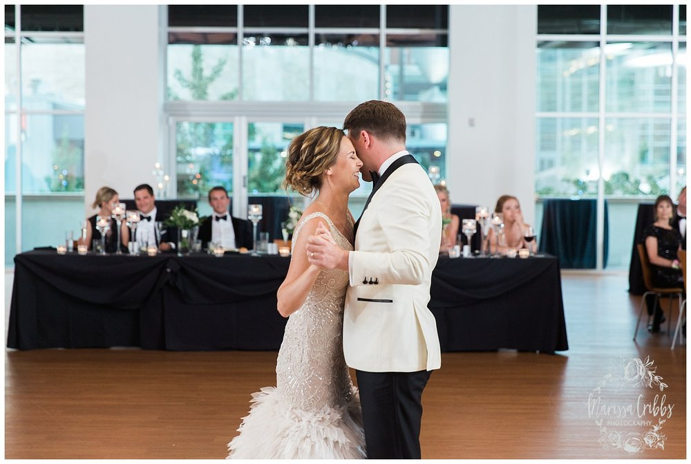 Haley & Steven Reception | The Gallery Event Space | Marissa Cribbs Photography | KC Wedding Photographers_1636.jpg