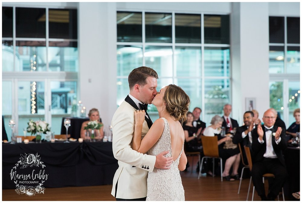 Haley & Steven Reception | The Gallery Event Space | Marissa Cribbs Photography | KC Wedding Photographers_1637.jpg