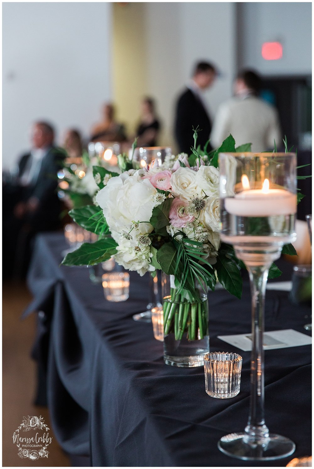 Haley & Steven Reception | The Gallery Event Space | Marissa Cribbs Photography | KC Wedding Photographers_1658.jpg