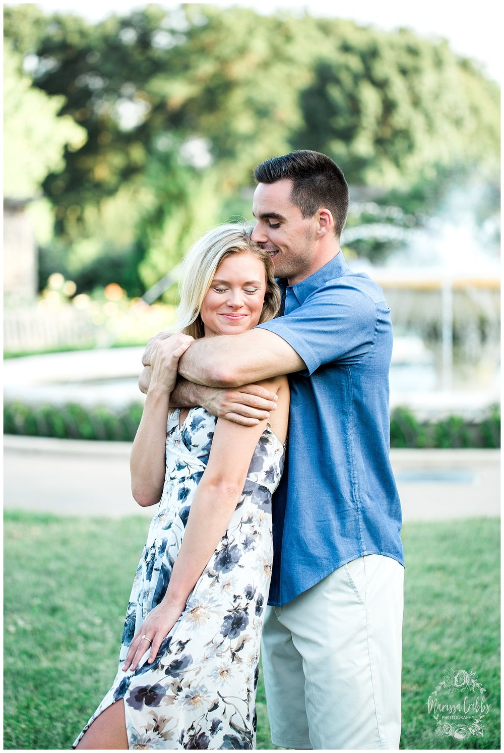 LIZZY & DANE ENGAGEMENT | LOOSE PARK ENGAGEMENT | MARISSA CRIBBS PHOTOGRAPHY_2328.jpg