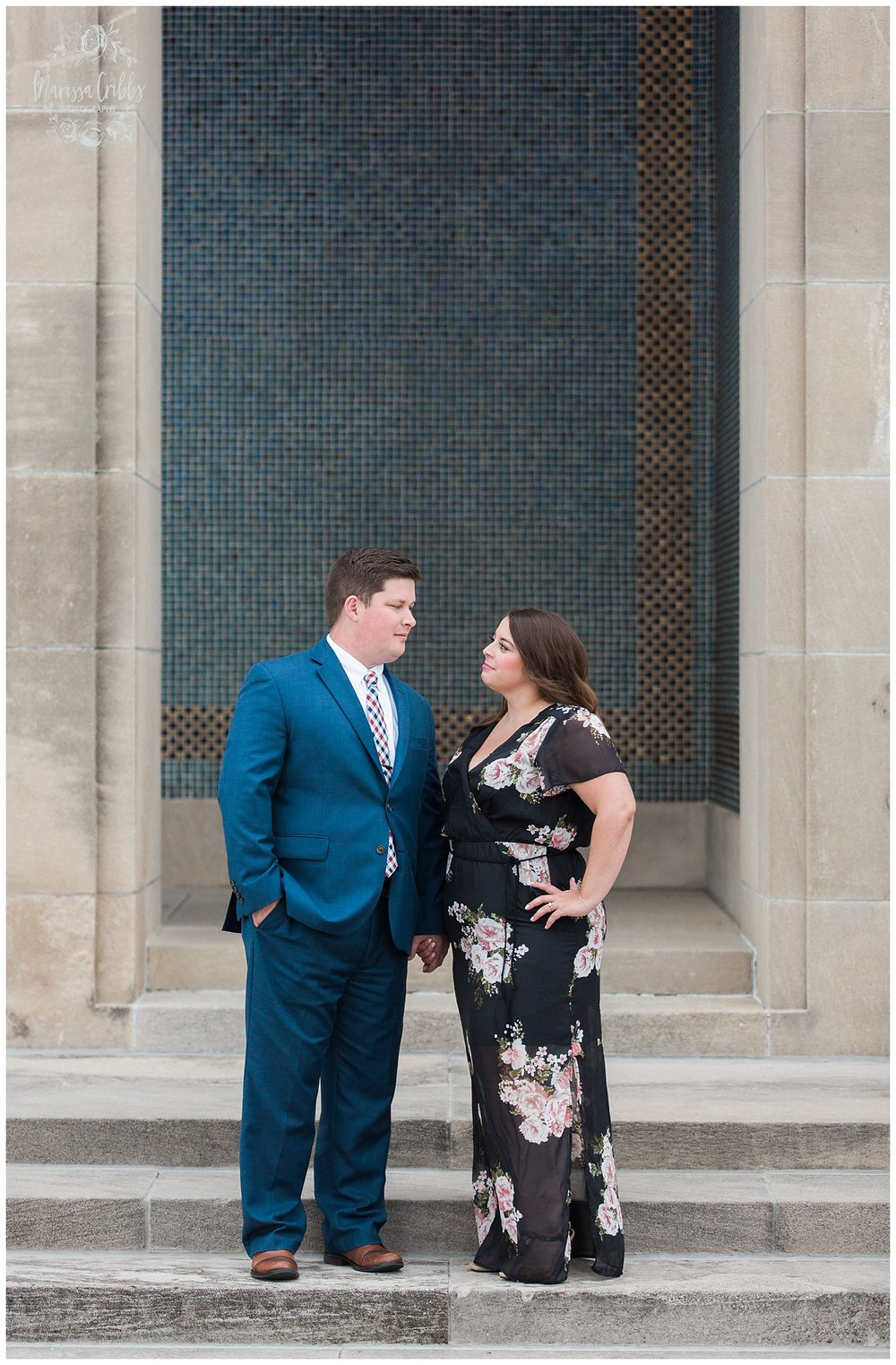 ANDREA & MICHAEL ENGAGEMENT | LIBERTY MEMORIAL ENGAGEMENT PHOTOGRAPHY | MARISSA CRIBBS PHOTOGRAPHY_3038.jpg