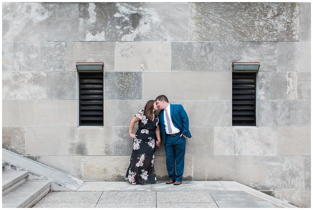 ANDREA & MICHAEL ENGAGEMENT | LIBERTY MEMORIAL ENGAGEMENT PHOTOGRAPHY | MARISSA CRIBBS PHOTOGRAPHY_3041.jpg