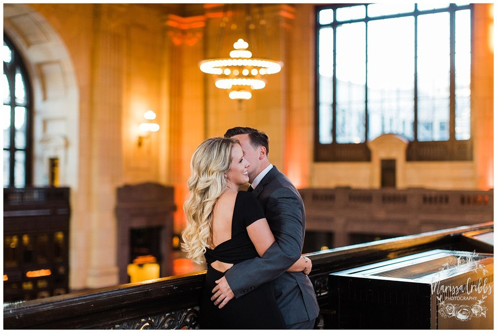 JACLYN & CHASE ENGAGEMENT | KC LIBERTY MEMORIAL ENGAGEMENT | UNION STATION | MARISSA CRIBBS PHOTOGRAPHY_3320.jpg