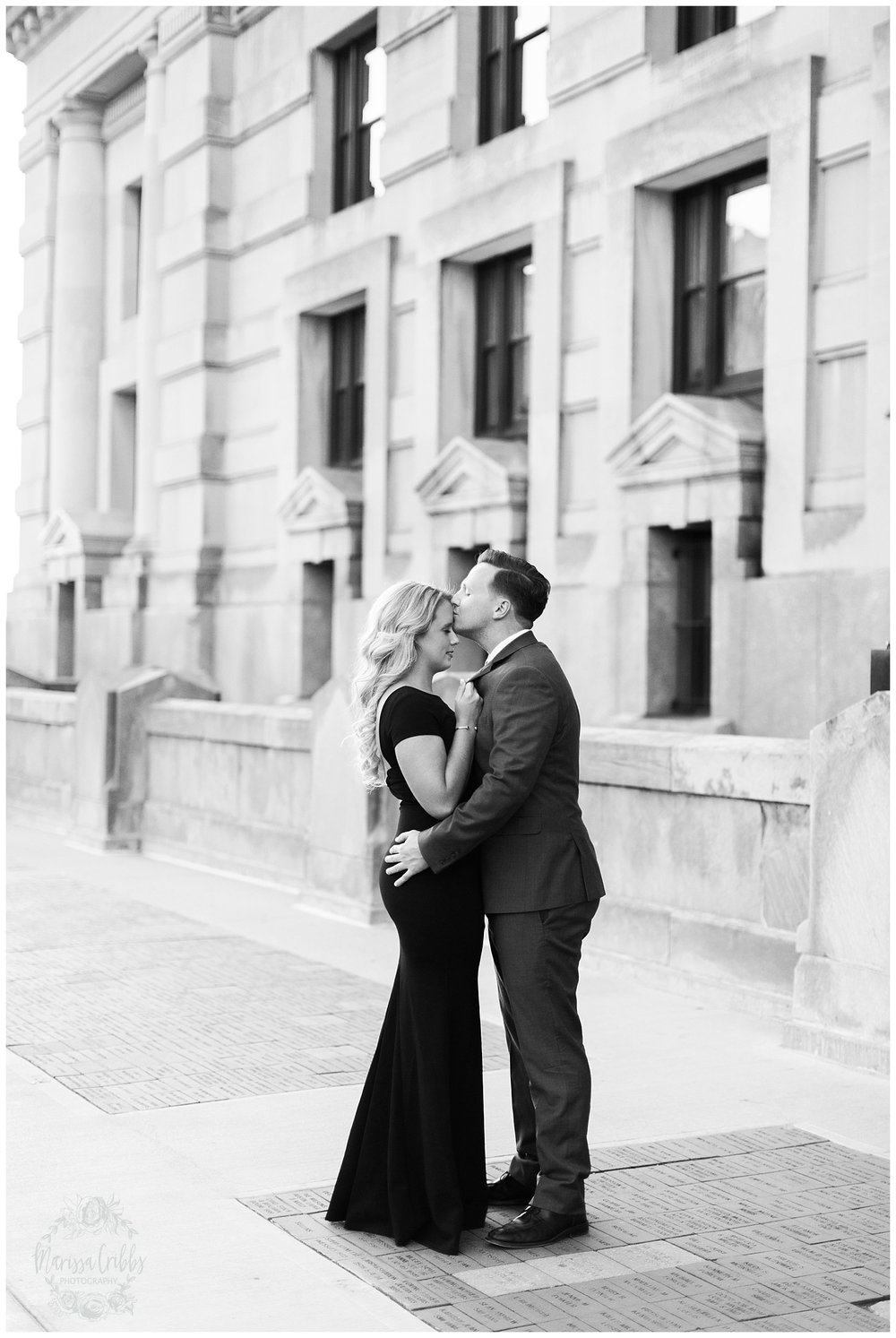 JACLYN & CHASE ENGAGEMENT | KC LIBERTY MEMORIAL ENGAGEMENT | UNION STATION | MARISSA CRIBBS PHOTOGRAPHY_3324.jpg