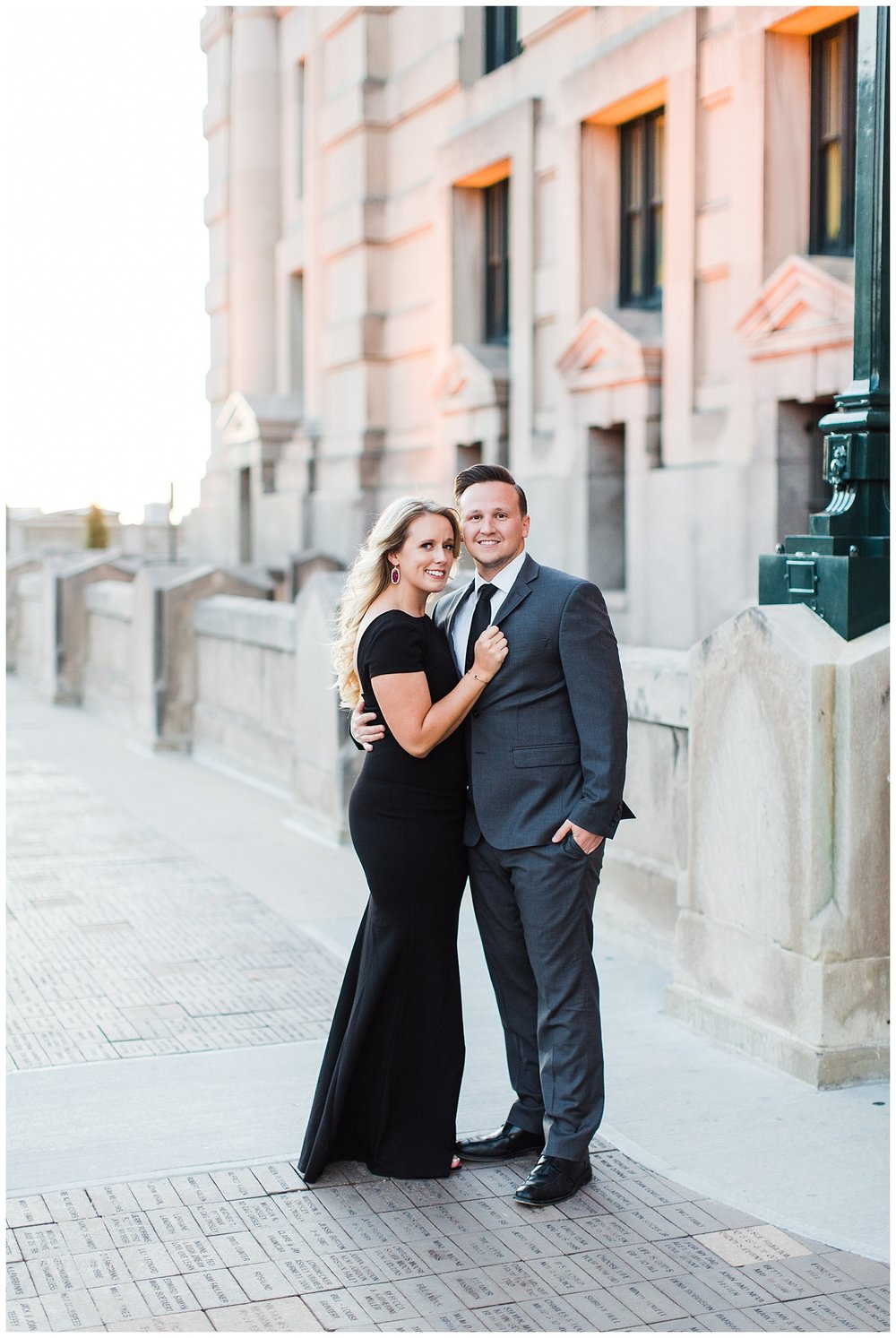 JACLYN & CHASE ENGAGEMENT | KC LIBERTY MEMORIAL ENGAGEMENT | UNION STATION | MARISSA CRIBBS PHOTOGRAPHY_3325.jpg