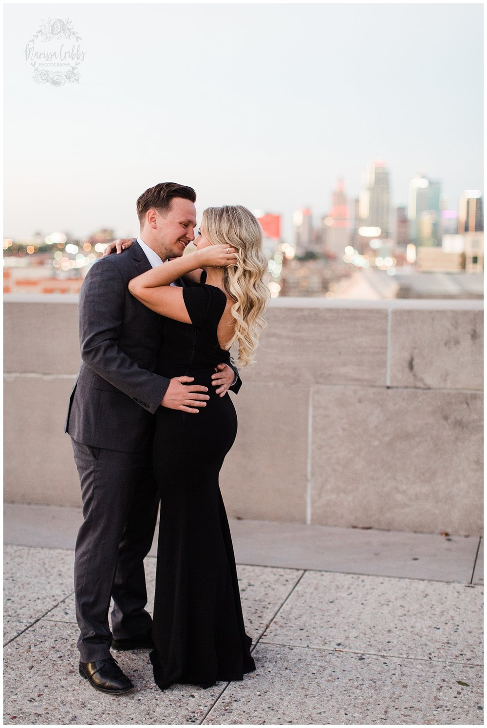 JACLYN & CHASE ENGAGEMENT | KC LIBERTY MEMORIAL ENGAGEMENT | UNION STATION | MARISSA CRIBBS PHOTOGRAPHY_3332.jpg