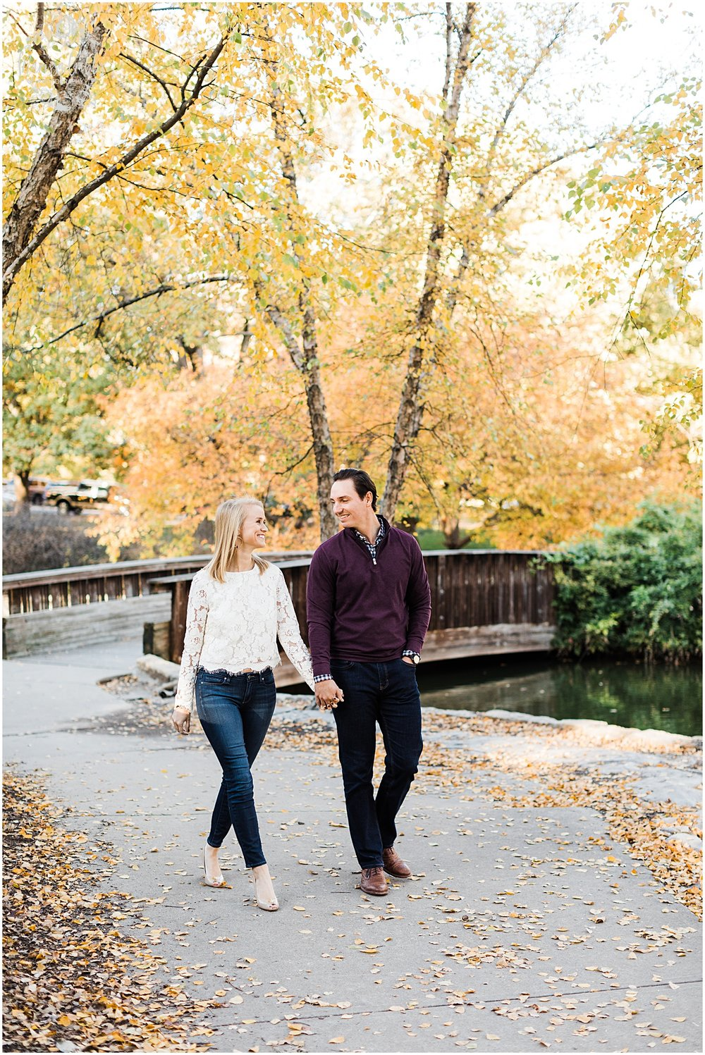 HALEY & CHASE ENGAGED LOOSE PARK & NELSON ATKINS | FALL ENGAGEMENT PHOTOS | MARISSA CRIBBS PHOTOGRAPHY_6849.jpg