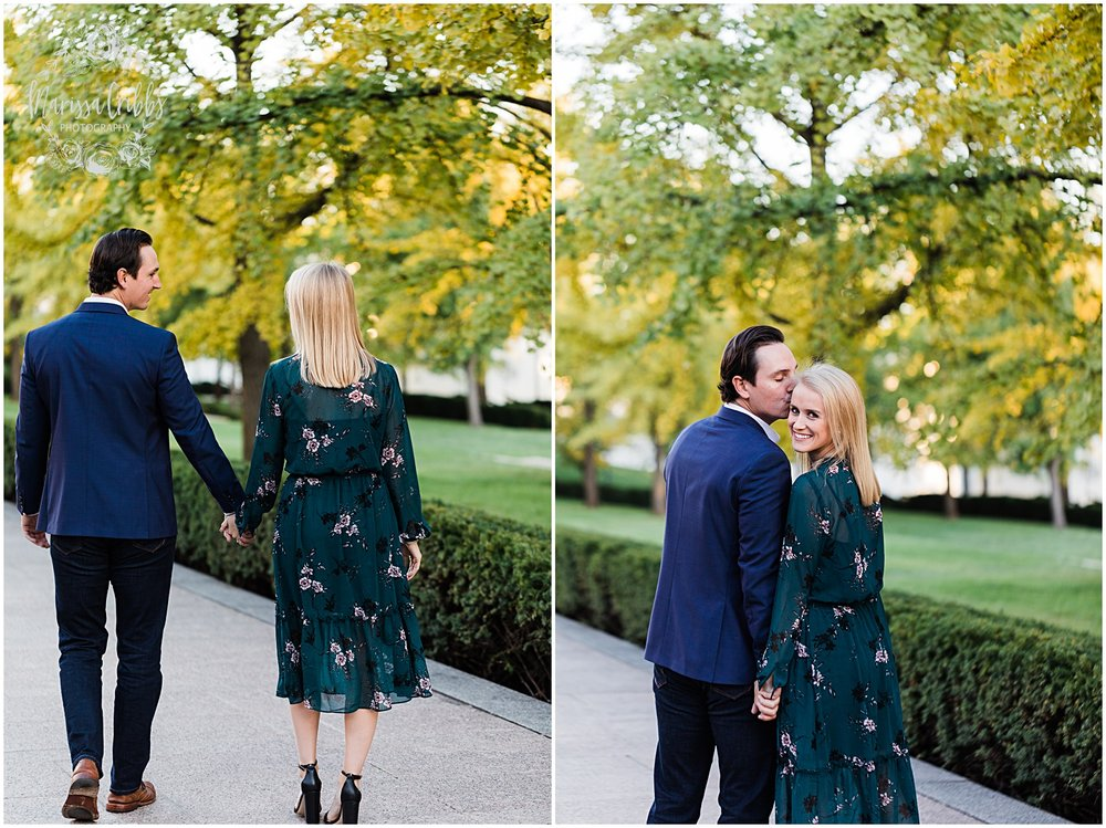 HALEY & CHASE ENGAGED LOOSE PARK & NELSON ATKINS | FALL ENGAGEMENT PHOTOS | MARISSA CRIBBS PHOTOGRAPHY_6876.jpg
