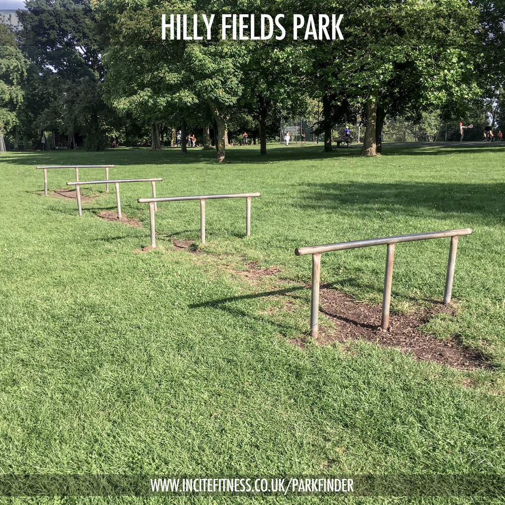 Hilly Fields 04 hurdles.jpg