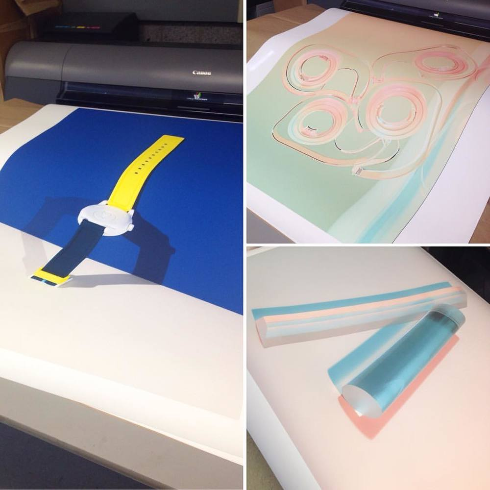 Printing work by @aringstad for Lit; an exhibition I'm curating for the Fosdick Nelson Gallery opening this Fall. Thanks to @alfredexpandedmedia ! Woot!!! (à Alfred University School of Art & Design)