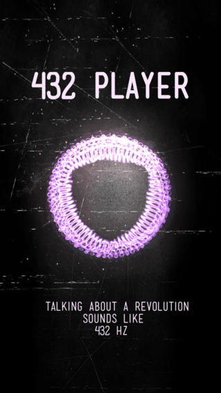 432Player App is now in stereo. Hallelujah! You can find out more about 432hz tuning here.