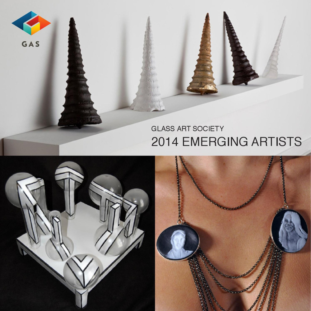 2014 Emerging Artists Catalogue— just published!