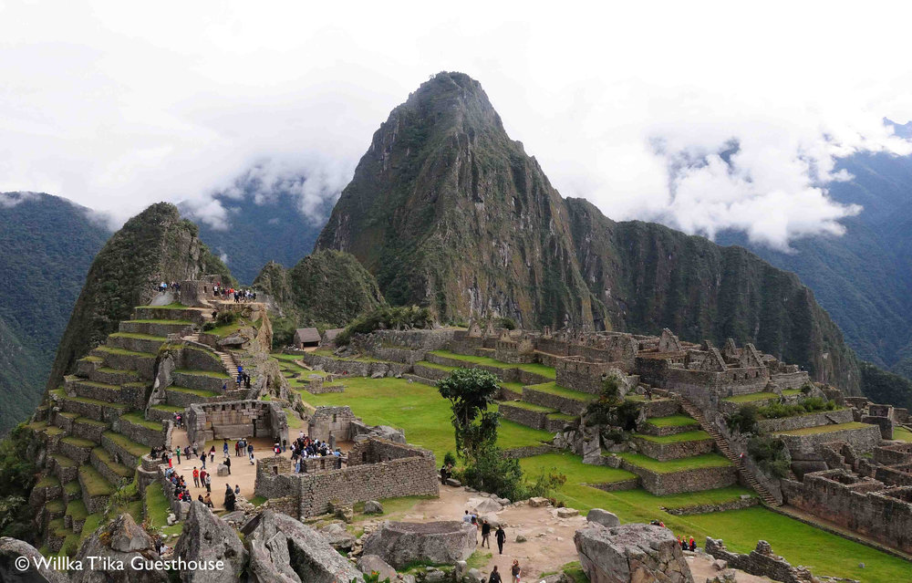 RETREAT INTO THE ELEMENTS: PERU NOVEMBER 1-10, 2018