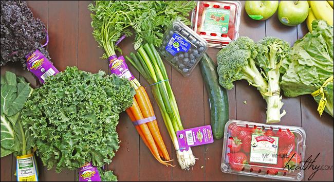 Organic food matters.