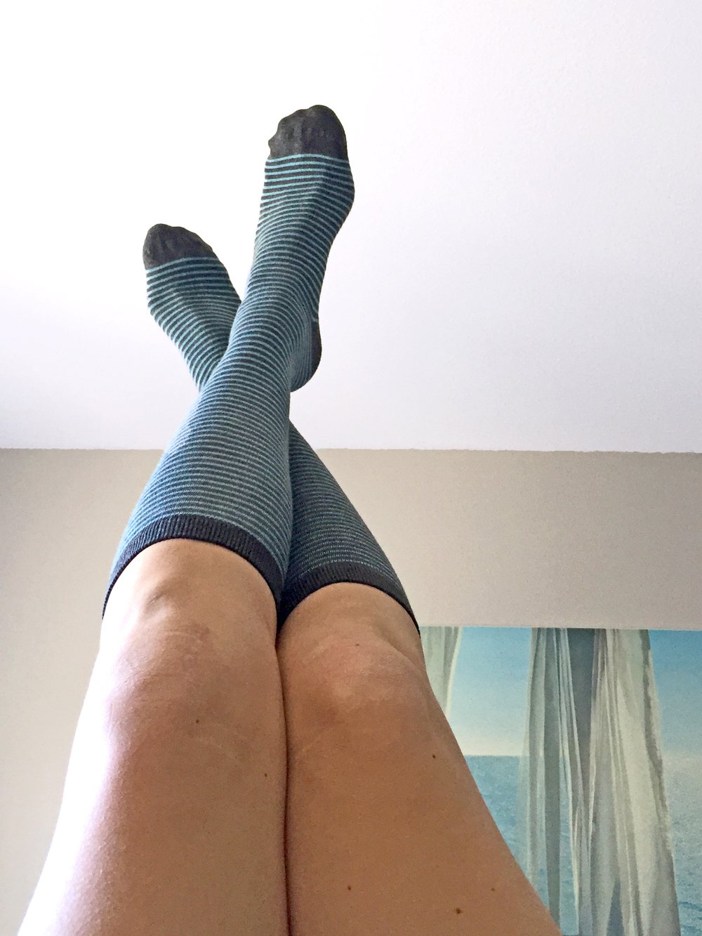 PACT Apparel | knee socks | organic cotton | clothing review | giveaway | best socks | organic socks | My Whole Healthy