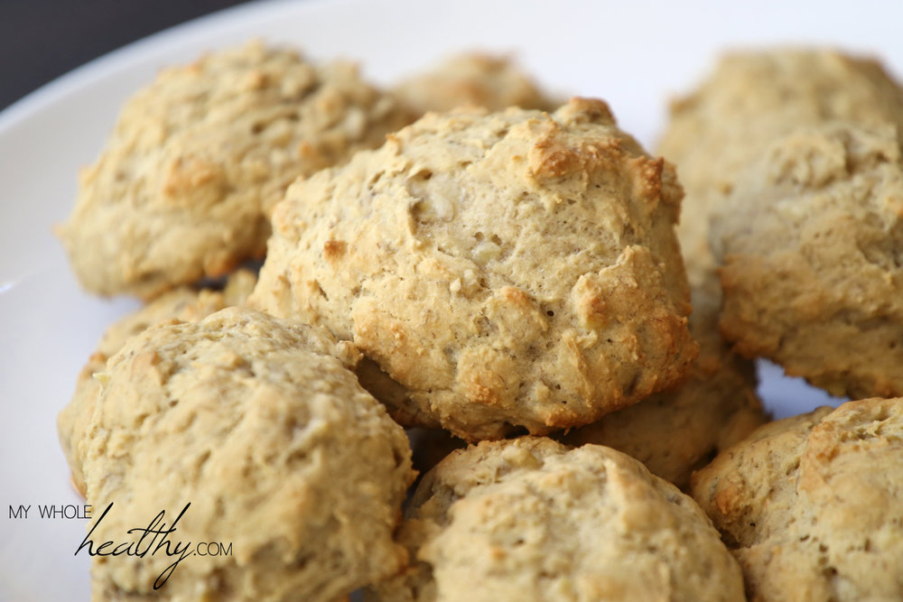 Gluten Free Original Plain Scones