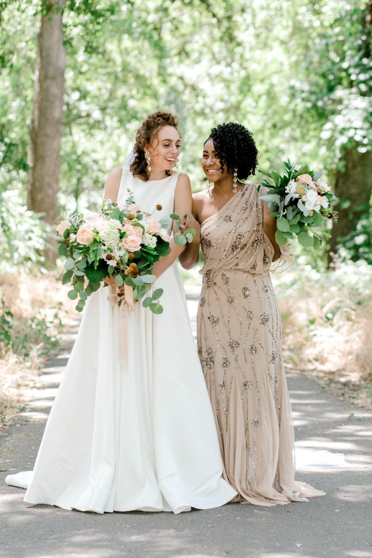 Chico Bidwell Park California Bride