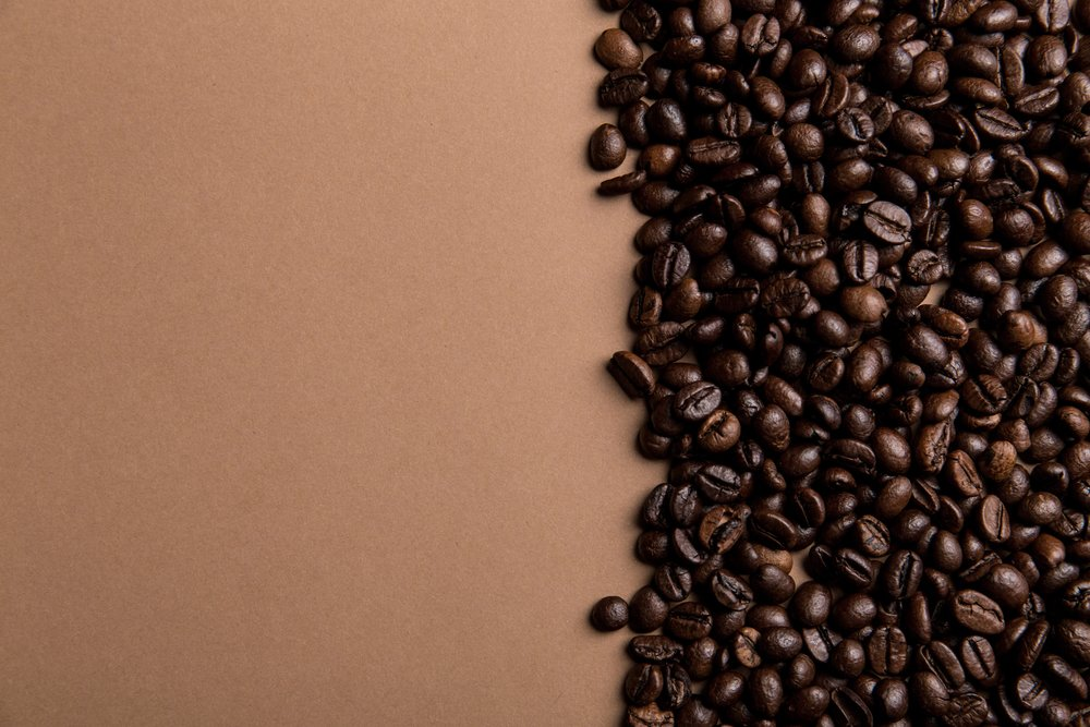 Look at all those coffee beans…