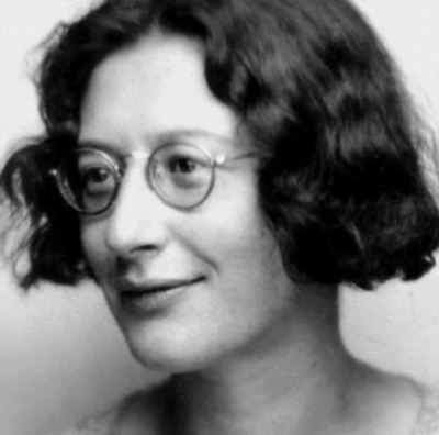 Simone Weil, French philosopher, Christian mystic, and social activist.  1909-1943