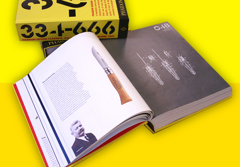 Phaidon Design Classics, 2006 (Image from opinel.com)