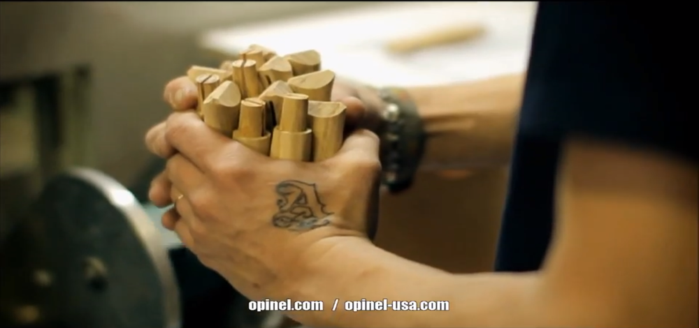 Opinel on Youtube
