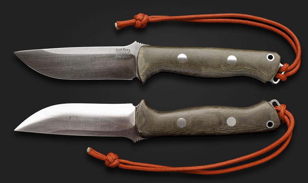 Bark River Knives Bravo Necker Review | WoodsMonkey
