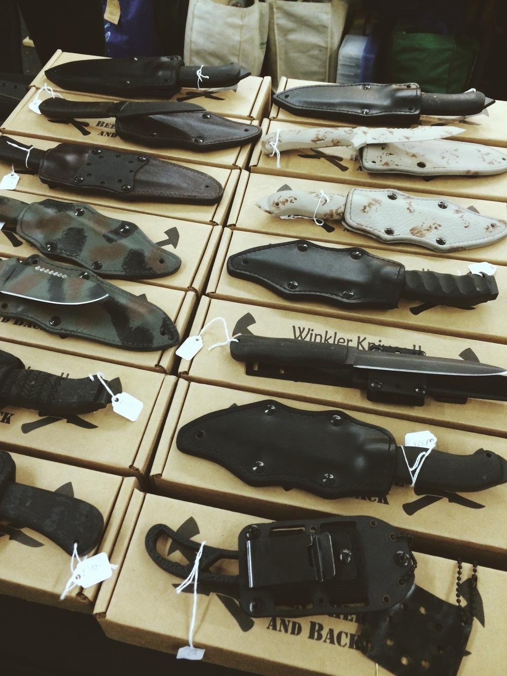Winklerknives