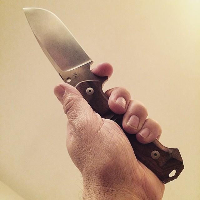 Viper Borr #usnfollow #usnstagram #fixedblade #knifecollector #knifeporn #knifenut @voxknives