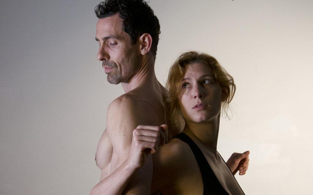 High Res Photo 1  Actors: Esther Sophia Artner & Mikaal Bates* Photo credit: Julie Deffet