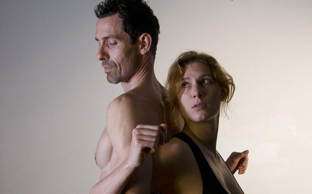 Low Res Photo 1  Actors: Esther Sophia Artner & Mikaal Bates* Photo credit: Julie Deffet