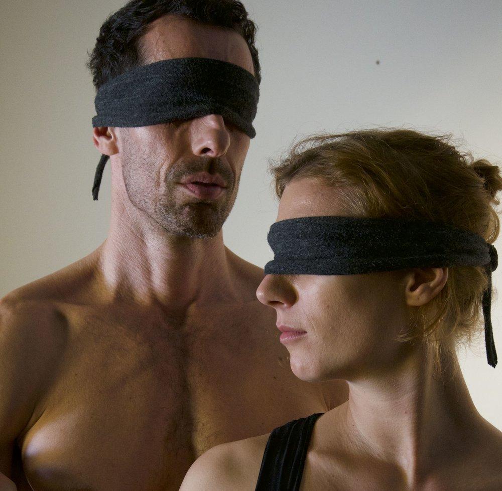 Low Res Photo 2  Actors: Esther Sophia Artner & Mikaal Bates* Photo credit: Julie Deffet